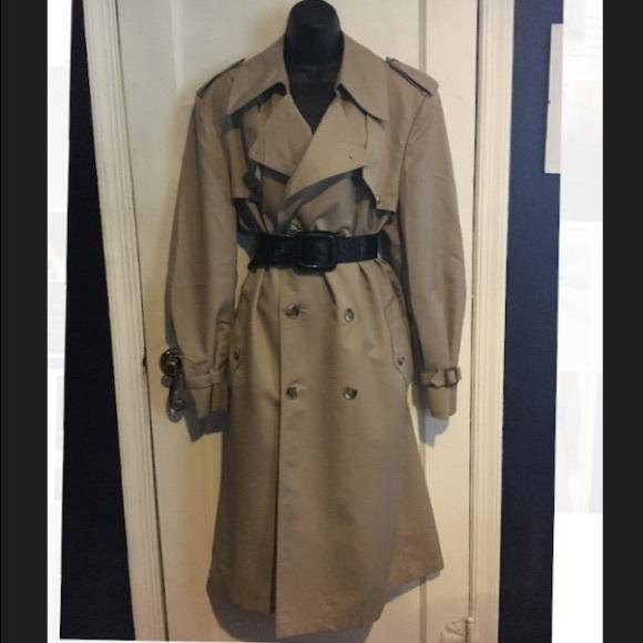 Dior Jackets & Blazers - Christian Dior Vintage Trench